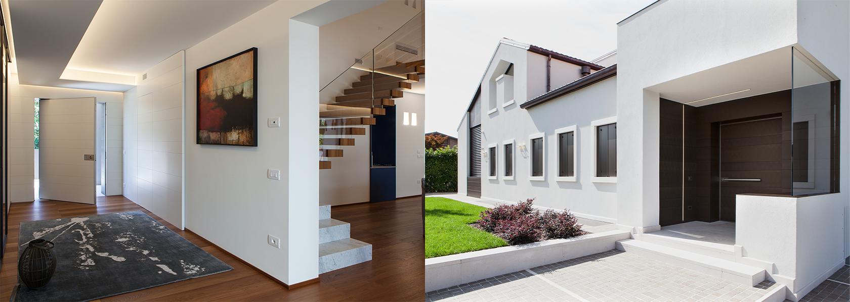 Come cambierà la percezione e la progettazione dello spazio d'ingresso? - Oikos