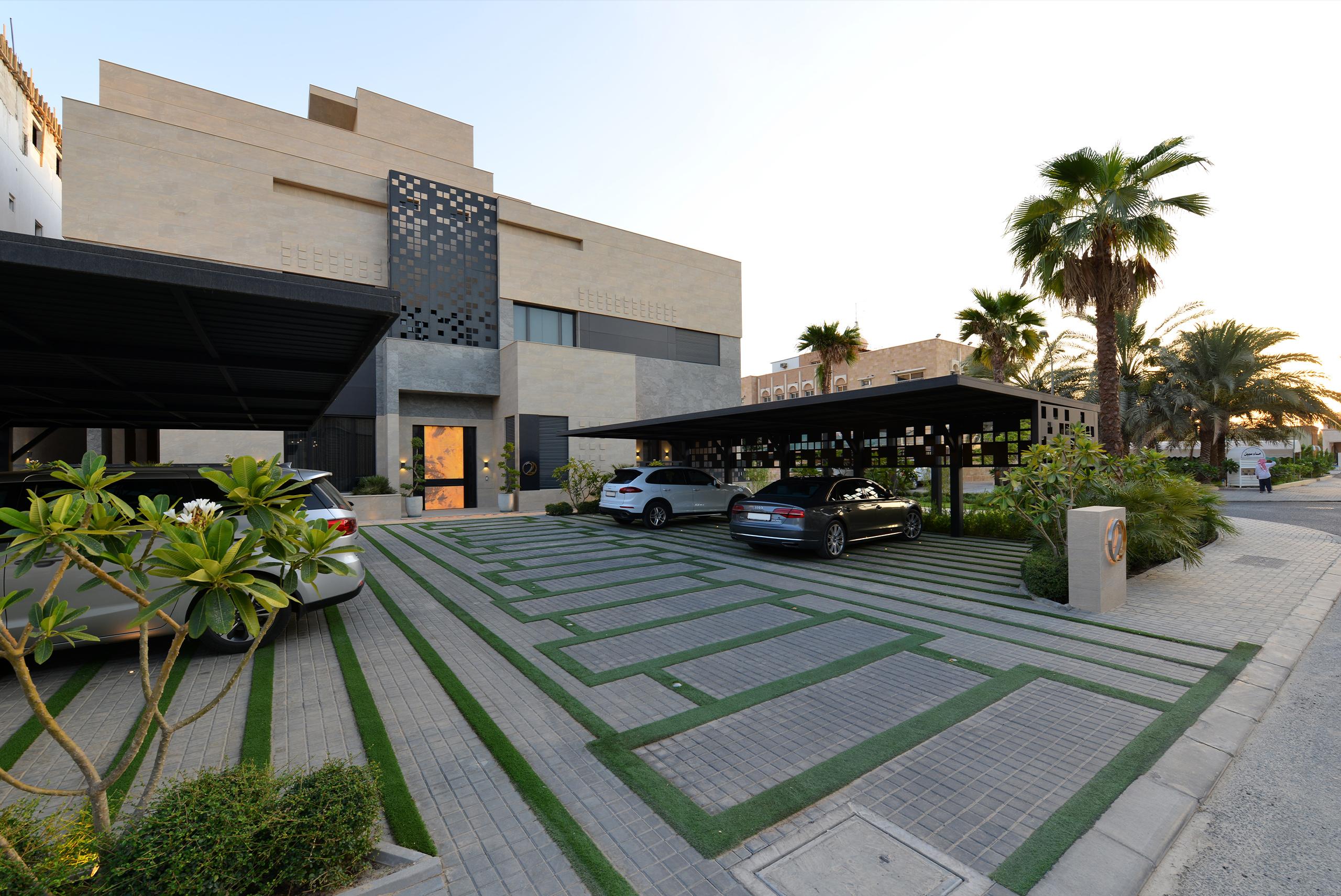 Kuwait City, Kuwait – «Al-Eisa» Villa privada - Oikos