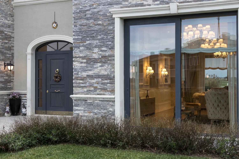 golf villas and residence
