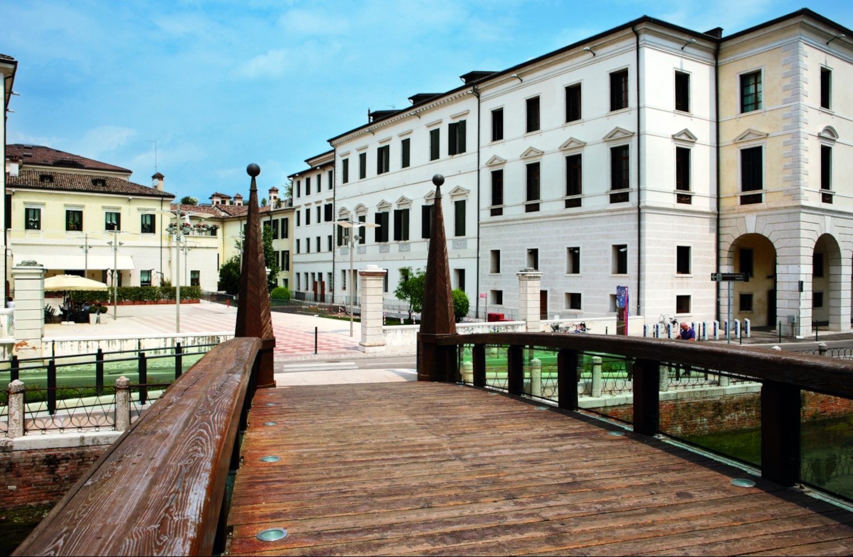 TREVISO (Italia) – Riqualificazione edilizia - Oikos