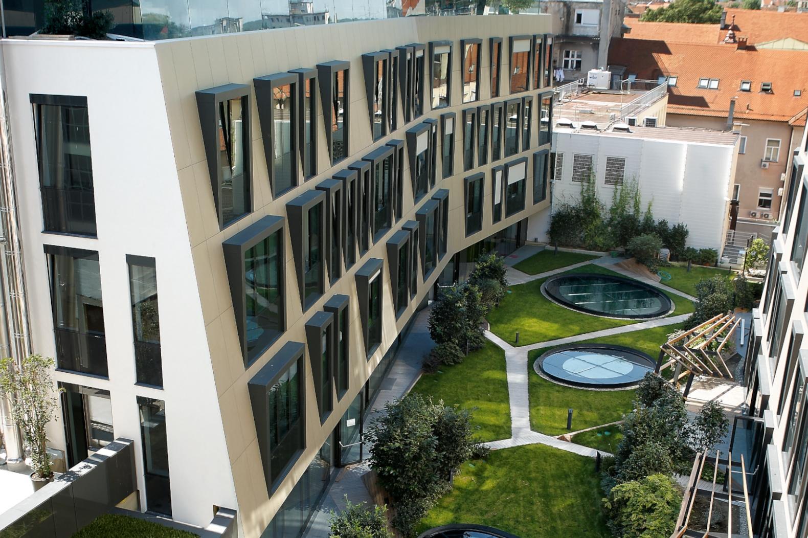 ZAGABRIA (Croazia) – Complesso commerciale e residenziale - Oikos