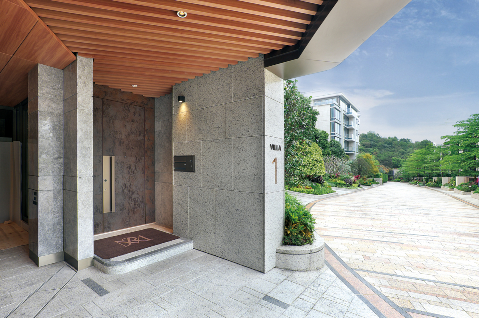 """Hong Kong """"Mont Rouge"""" – Complesso residenziale di lusso - Oikos"""