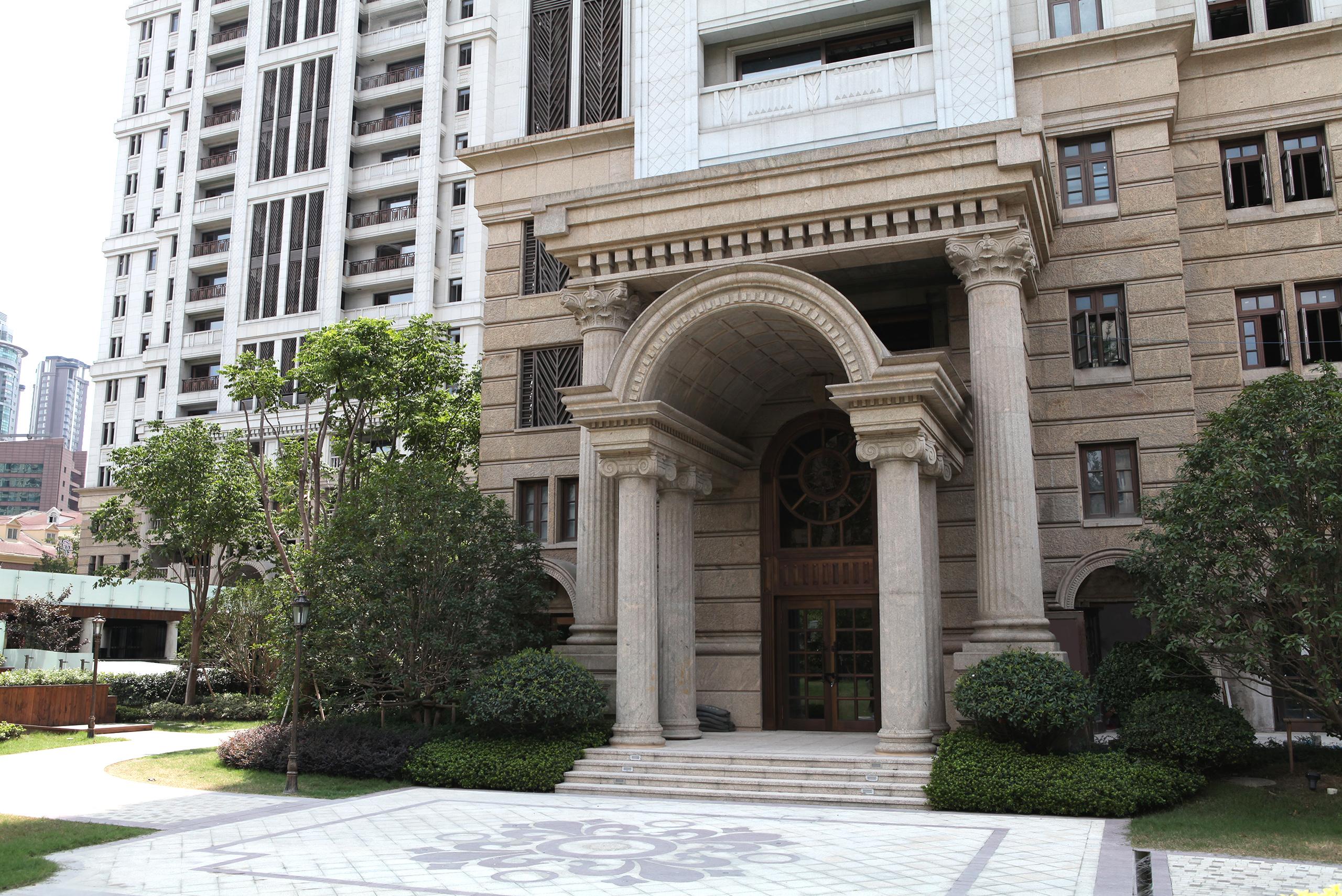 Shanghai, China – Mansion One Shanghai - Oikos