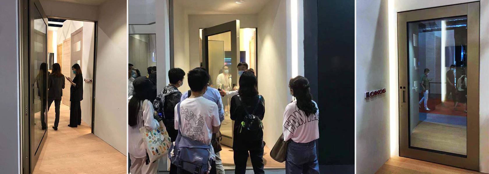 Design Shanghai 2021 - Oikos